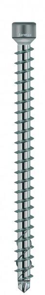 KonstruX ST Vollgewindeschraube Zylinderkopf, verzinkt